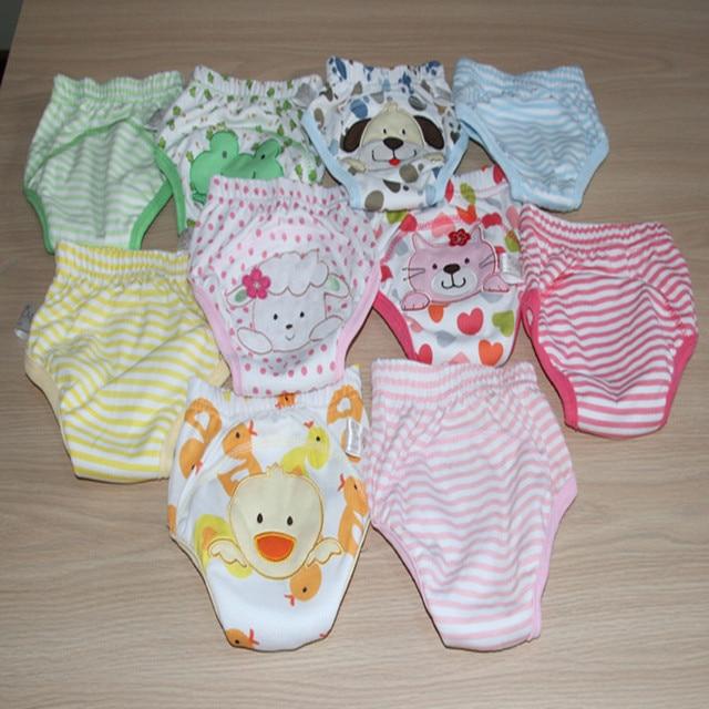 3 schichten nette baby ausbildung h schen pee lernen shorts jungen m dchen windeln. Black Bedroom Furniture Sets. Home Design Ideas