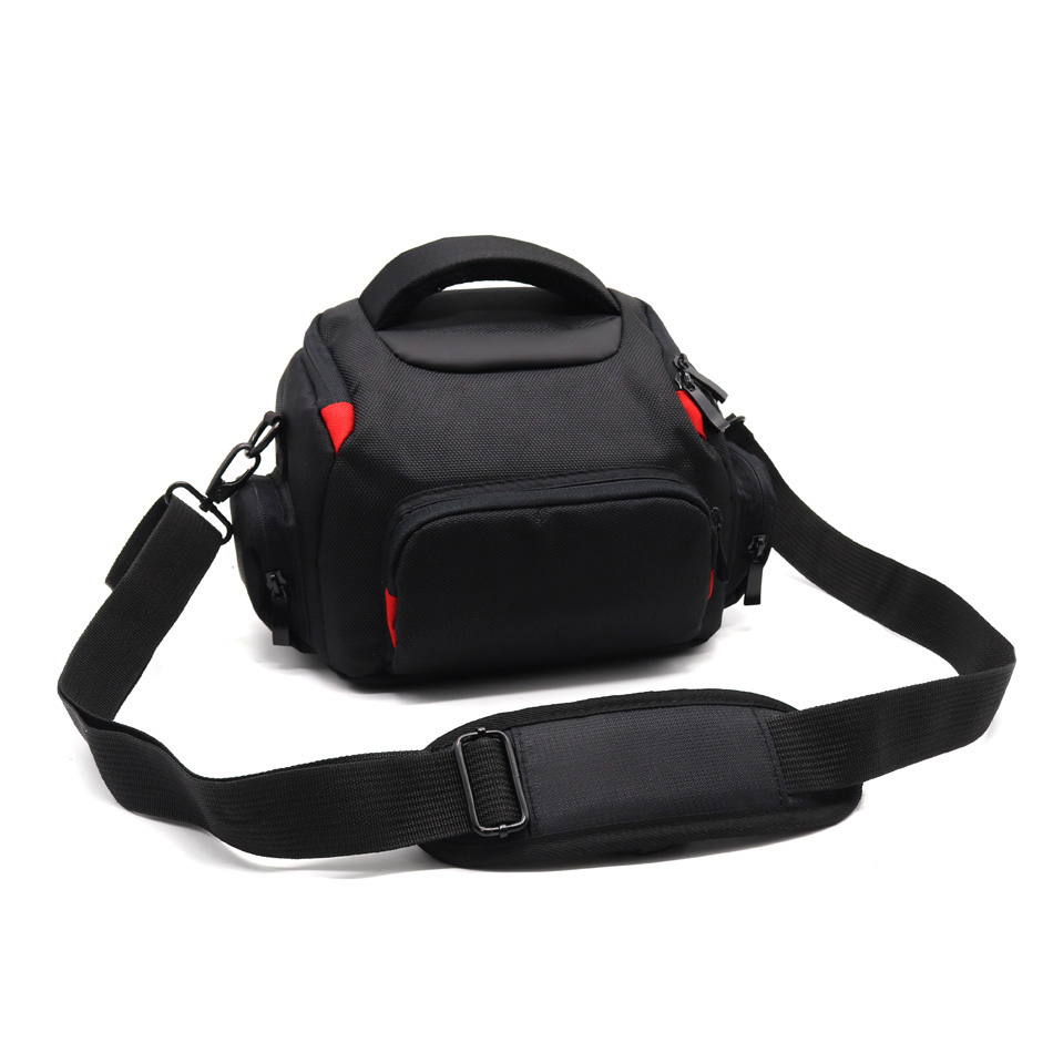 Épaule Camera Case Sac pour Nikon 1 V3 V2 D610 D600 D500 D800 D810 D850 D750 D700 D7200 D7100 D40 D40X D60 D80 D90 D100 Caméras