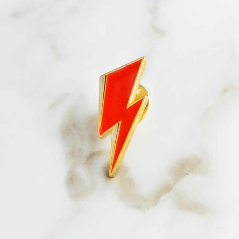 Мультяшный персонаж скворд девушка сила череп молния Футурама Филип J. Фрай брошки и шпильки значки значок на лацкан подарок