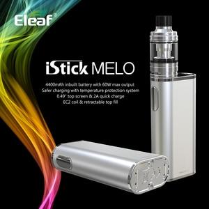Image 5 - [FR] الأصلي Eleaf iStick ميلو مع ميلو 4 عدة مع المدمج في 4400mAh بطارية 2 مللي ميلو 4 البخاخة السجائر الإلكترونية