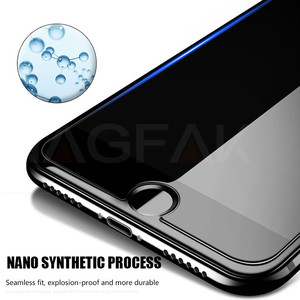 Image 3 - 9H Tempered Glass For iPhone 6s 6 Plus 7 8 Plus Glass Accessories Protective Glass For iPhone 8 7 6 5s 5 SE 4 Screen Protectors