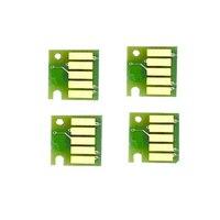 vilaxh 4pcs Auto reset chip PGI1500 Refillable Ink cartridge for Canon PGI 1500 MAXIFY MB2050 MB2350 printer for Europe