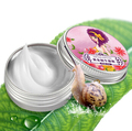 2 unids hidratante blanqueamiento caracol crema facial carteira crema antiarrugas nutrir bb mujeres de la piel personal cosméticos envío gratis