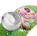2pcs Moisturizing Whitening Snail face Cream carteira creme Anti-wrinkle Nourish bb women personal skin cosmetics free shipping
