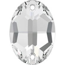 Top 3210 Oval Clean Crystal Sew on Rhinestones Beads Sewing On Crystals Sew-on Tow Holes 7x10mm 10x14mm 11x16mm 17x24mm
