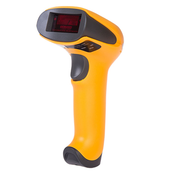 NETUM F8 Wireless Laser Barcode Scanner Long Range Cordless Bar Code Reader for POS and Inventory