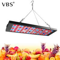 Full Spectrum Led Grow Light 15W Panel Lamp for Plants Indoor Greenhouse Grow Tent Fitolampy 75 Led Plant Grow Light Lamps