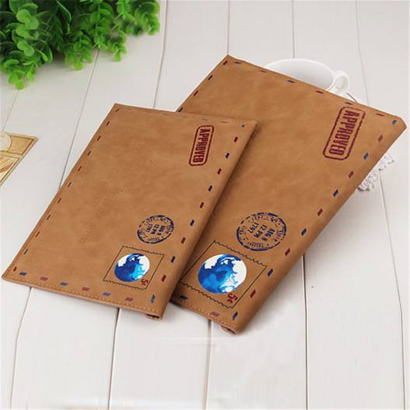 Universal Leather Case For IPad Mini 5 Vintage Envelope Bag Tablet Case Cover For IPad Mini 4 3 2 Tablet Sleeve Pouch 7.9