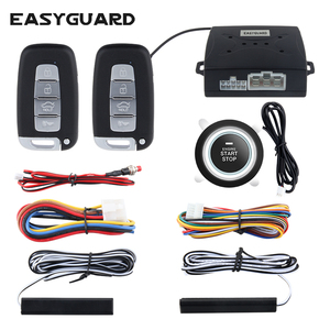EASYGUARD remote engine start