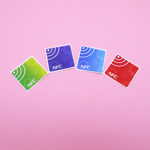 NFC Tags Sticker Ntag216 Big Capacity 888bytes 13.56Mhz RFID Tag For Samsung Galaxy S5 Note3 S4 Nokia Nexus4/10 Oppo HTC Sony LG