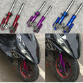 2 Pieces Motorcycle Front Shock Absorbers Suspension Hydraulic Fork For YAMAHA Force GY6 RSZ