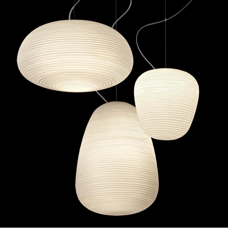Rituals Pendant Suspension Light By Ludovica Palomba from Foscarini Lighting Fixture for Living Dining Room Hanging Lamp купить