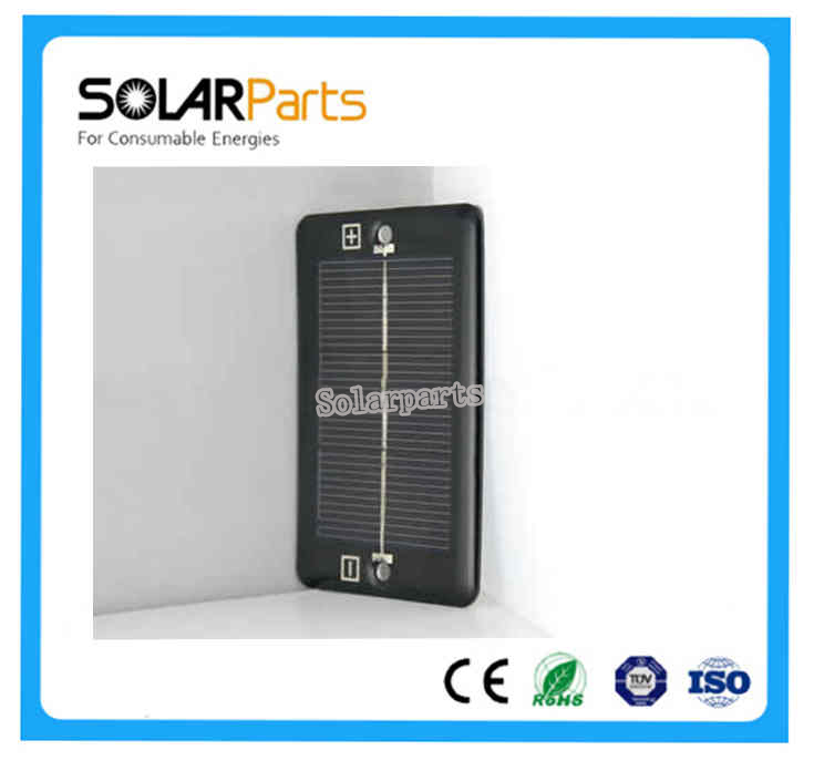 Solarparts 5pcs1.5V/400mA Mini Epoxy Resin Solar Modules factory selling price solar cell panel system kits diy toys scientific