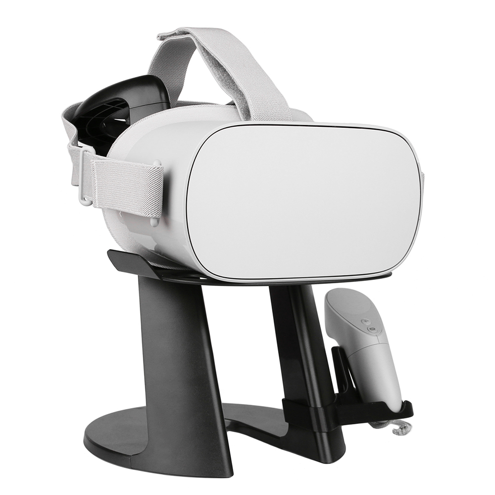 все цены на Virtual Reality 3D VR Glass Headset Display Station for Oculus Go Storage Shelf For Samsung Gear For Sony PlayStation Vive Focus