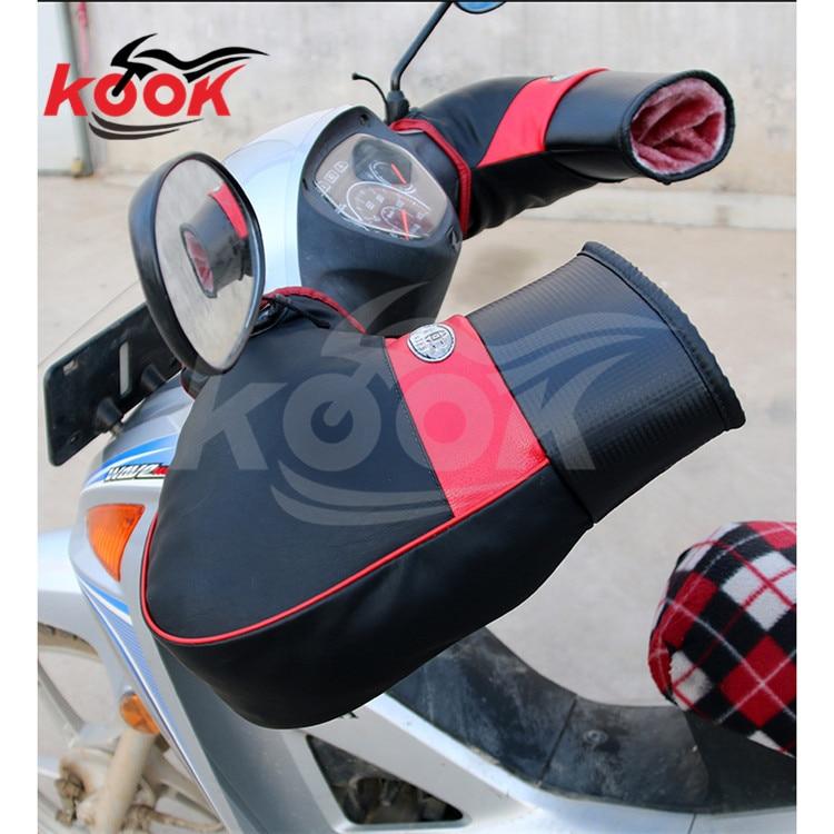 Alta calidad profesional de cuero guante de la motocicleta guante de - Accesorios y repuestos para motocicletas