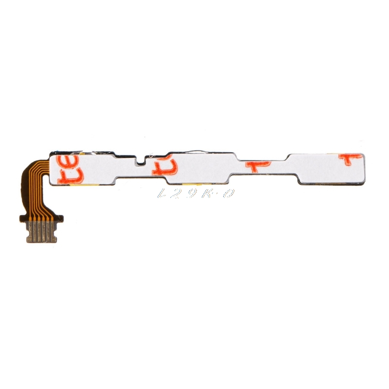 OOTDTY Power Switch On OFF Key Volume Button Flex Cable Replacement Parts For Redmi 4X