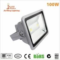 High Power 100W Floodlight SMD 9000lm AC85 265V Outdoor Lighting Aluminum Material LED Flood Light IP65