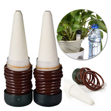 2pc/set Automatic Plant Watering Device Bonsai Tool Kit Drip Seepage Garden Fertilizer Tools Watering Pot Plants Sprayer -46