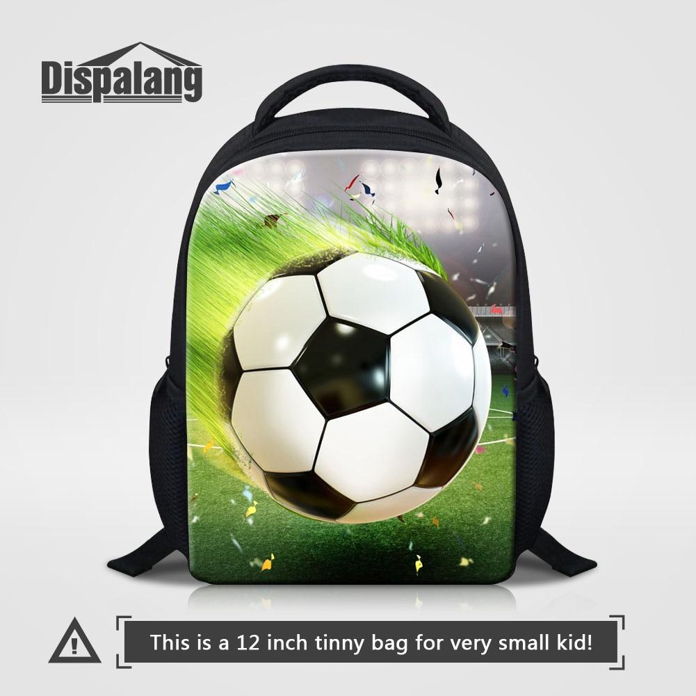 Dispalang új gyerekek hátizsák foci iskolai táskák 0-5 éves - Hátizsákok
