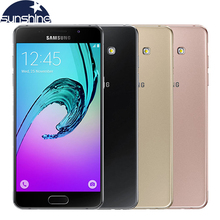"Original Unlocked Samsung Galaxy A5 A5100 Android Mobile Phone Octa Core 5.2"" 13.0MP Dual SIM LTE Samrtphone"