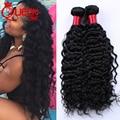 4 Bundles 8A Brazilian Virgin Hair Natural Wave Brazilian Hair Weave Bundles Brazilian Human Hair Curly Weave Human Hair Bundles