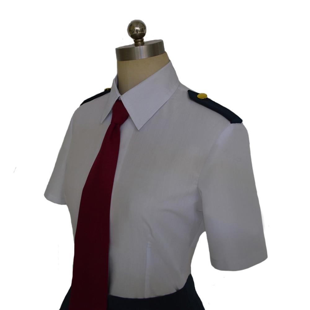 Anime Boku no Hero Academia School Uniform Suit My Hero Academia Midoriya Izuku Bakugou Katsuki Uraraka Ochako Cosplay Costumes