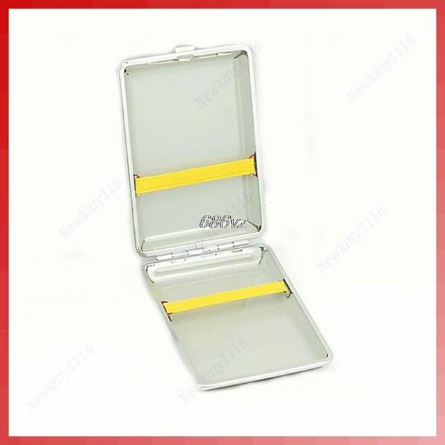 Pocket Cigarette Tobacco Box Case Figure Holder 12pcs N27 Drop Ship