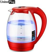 UnitedPlug 1.7L Электрический Чайник 1850 Вт Здоровье Сохранение Горшок с Анти Кипения Функции MR-01