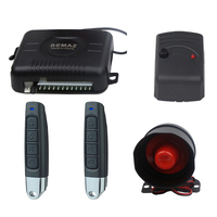 auto security anti hijacking car alarm system with 18 months warranty