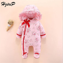 HziriP 2018 Autumn Winter Newborn Baby Long-sleeved Cotton