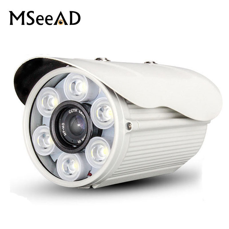 Mseead HI3516C HD 1080P IP Camera 2MP Motion Detect Waterproof Outdoor IP Cam P2P ONVIF Night