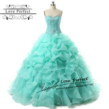 Mint Green Debut Ball Gowns Beading Ball Gown Floor Length Lace Up Back Quinceanera Dresses Fashionvestidos Quinceanera Baratos