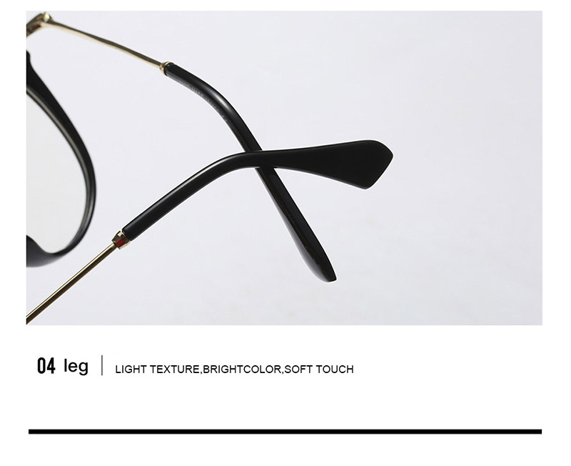 8b5e824978a 2019 Coyee New Cat Eye Eyewear Oversize Big Frame For Women Female ...