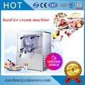 1 шт. 220 В 1400 Вт коммерческое автоматическое твердое мороженое 304 нержавеющая сталь машина для твердого мороженого машина для снежного мяча