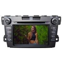 7 HD 1024*600 4 Core Android 6.0 Car DVD GPS Radio Video Stereo Navigation Player for Mazda CX 7 CX7 CX 7 2007 2012 DVR OBD