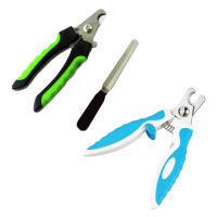 Dog Cat Puppy Pet Grooming Scissors Professional Stainless Steel Nail Clipper Animal Nail Scissor Nail Cutter