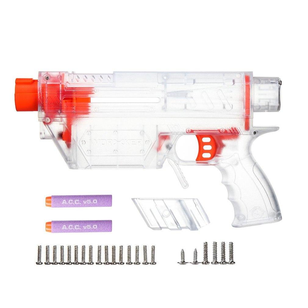 YY-R-W004 ouvrier/YY-R-W005 Kit de Mod de Style RMCX pour Nerf n-strike Elite Stryfe Blaster B Kit de pompe accessoires de pistolet jouet - 5