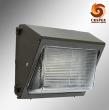 110LM/W IP65 outdoor water proof AC85-265V 40W 50W 60W 80W 90W 100W 120W LED wall pack light replace 100w-400w HPS/MH lamp