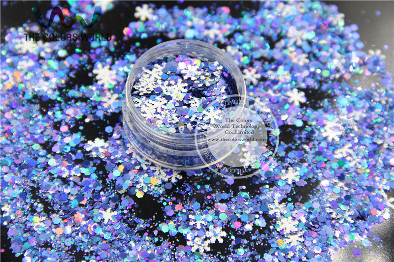 HSAM214-307  Mix Colors Glitter shape for Nail Polish Acrylic, nail art and DIY deco supplies dn2 39 mix 2 3mm solvent resistant neon diamond shape glitter for nail polish acrylic polish and diy supplies1pack 50g