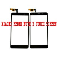 Original Xiaomi Redmi Note 3 Touch Screen Panel Digitizer Replacement Spare Parts Black 5 5 Inch