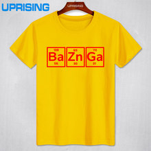 Kick-ass Bazinga element / Periodic Table t-shirt