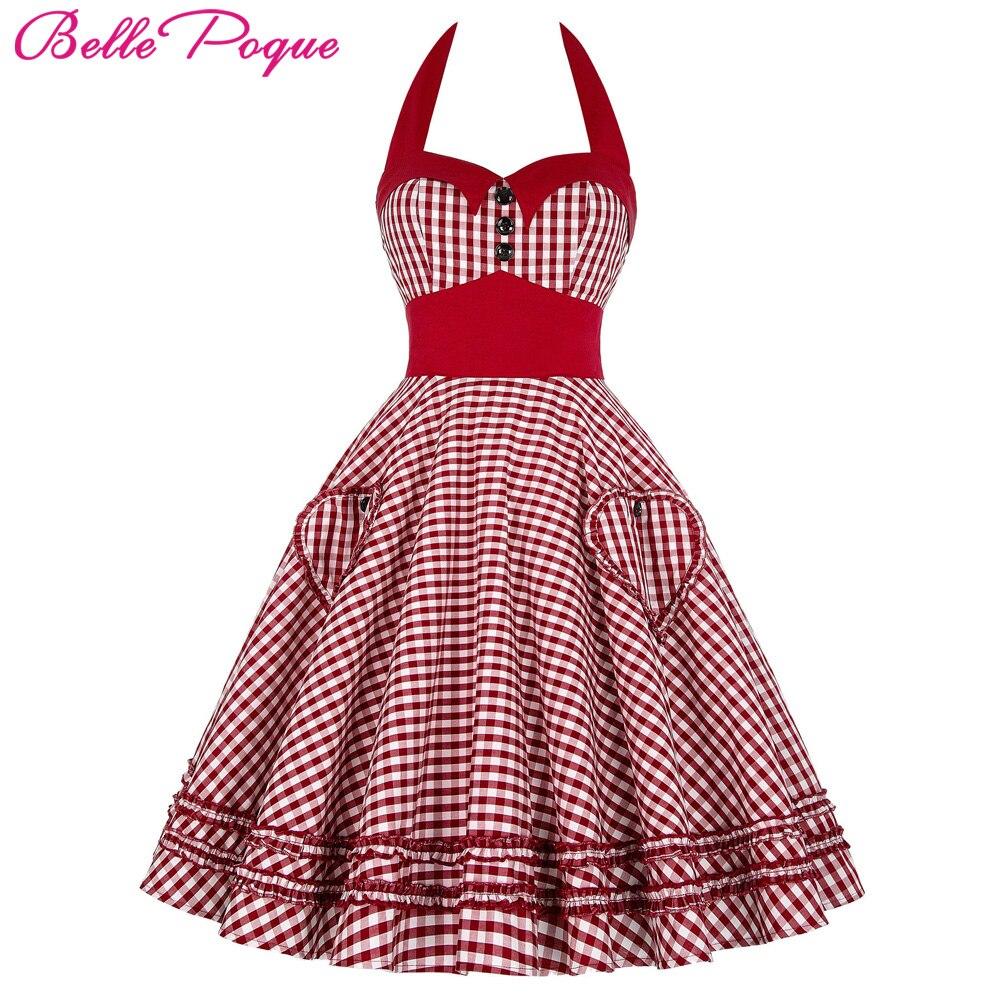 Vestido de Las Mujeres 2017 de Gran Tamaño de Estilo Audrey Hepburn ...