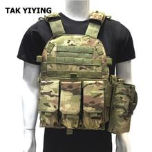TAK YIYING Militaria Ciras mar Kamizelka Z M4 Tactical Trzyosobowy AR15 5.56mm Magazyn Szkolenia Bojowy Armii Jednolite CS Zewnątrz