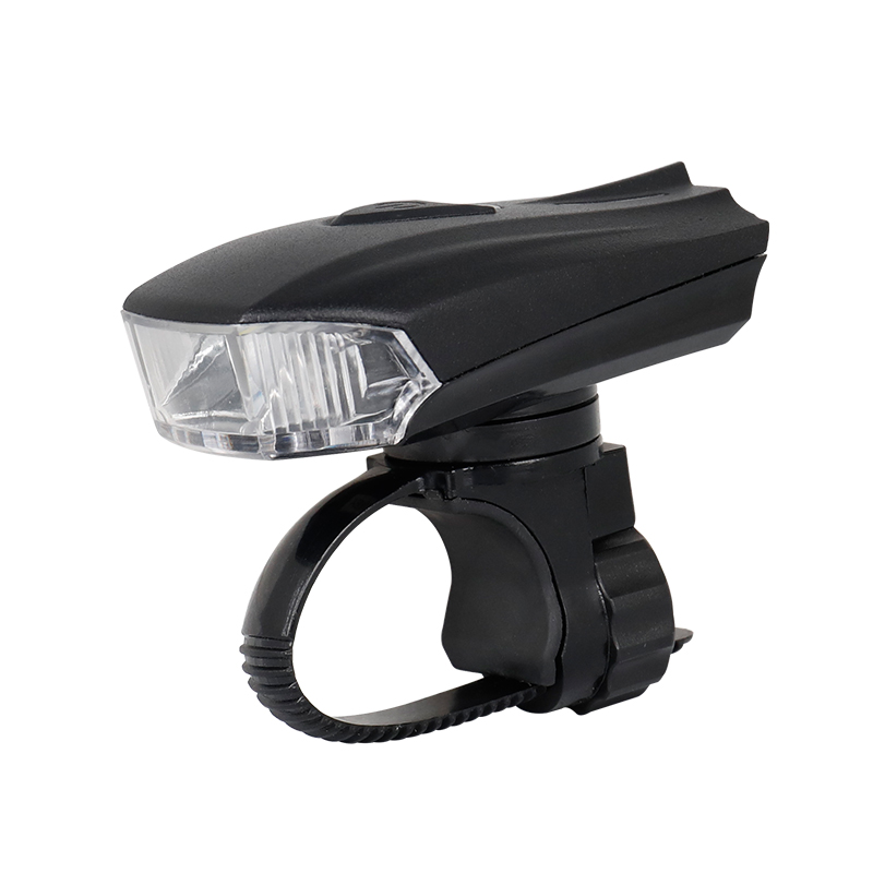 Cykel Smart Head Light Bike Intelligent Frontlampa USB Rechargeable Handlebar LED Lantern ficklampa rörelse Action Sensor