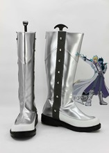 Yu-Gi-Oh! Duel Monsters 5D's JACK ATLAS Cosplay Shoes Boots Anime Animation Halloween Christmas For Men Boys