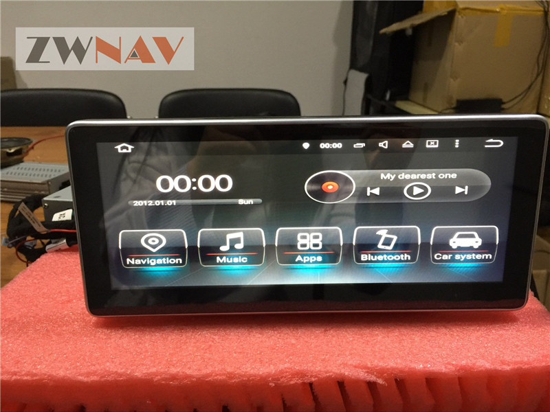 10.25 Inch Quad Core Android 7.1 5.1 Car GPS