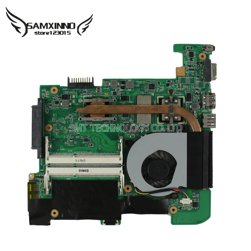 for ASUS 1215N/VX6 laptop motherboard REV1.4 Integrated fully tested & free shipping asus g31 motherboard g31tlm g31tlm2 fully integrated g31tm v1 0 lot