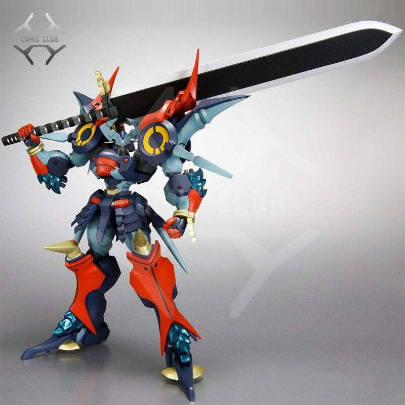 COMIC CLUB IN-STOCK BT Super Robot Wars Original DYGENGUAR Assembly Gundam Action Figure Toy