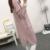 Casaquinho de malha Camisola Das Mulheres 2016 Outono Inverno Ocasional Bolso Tricot Cardigan de tricô Feminino puxar femme Manga Longa poncho