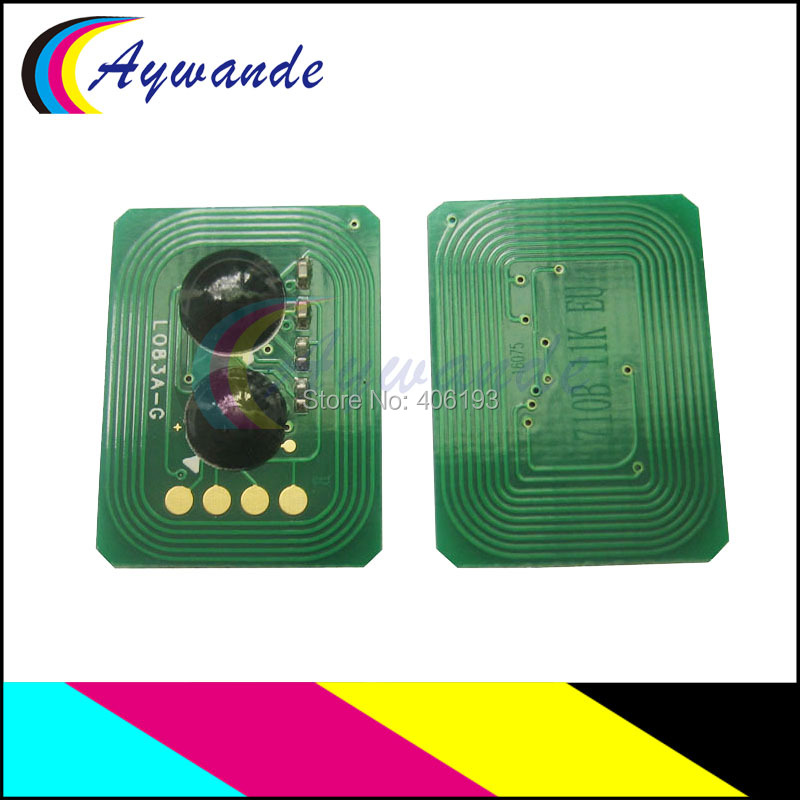 20 x Reset Chip for OKI C9600 C 9600 C9650 9650 C9800 9800 C 9850 Toner Cartridge Chip 42918916 42918915 42918914 42918913-in Cartridge Chip from Computer & Office    1